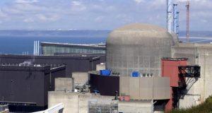 انفجار محطة الطاقة النووية - فرنسا Flamanville