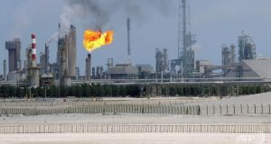 مصفاة نفطي في قطر النفط القطري الخليج العربي احتياطات النفط 2017