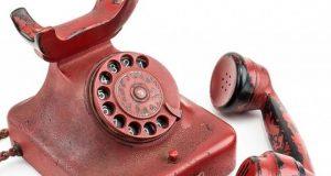 """يصف مسؤولون بدار المزاد الهاتف بأنه """"سلاح دمار شامل""""، لأن هتلر استعمله لاصدار أوامر أزهقت أرواح كثيرين خلال الحرب"""