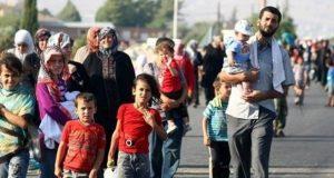 ارتفاع اعداد نازحي أيمن الموصل