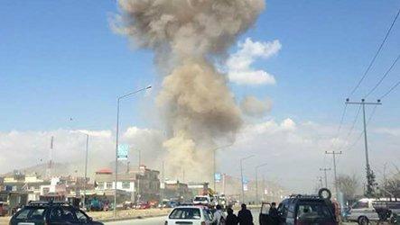 انفجارات مزدوجة تهز العاصمة الافغانية كابول أحدهما قرب السفارة الروسية