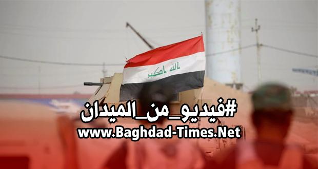 #فيديو_من_الميدان اعطاب دبابة لمسلحي جبهة النصرة في درعا البلد