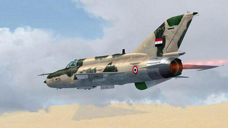 العثور على قائد الطائرة الحربية السورية جريحا قرب الحدود السورية التركية