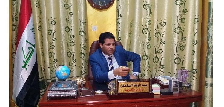 مقال: عبد الرضا الساعدي .. خفّة على إيقاع الطبل !