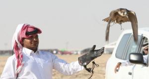 صياد قطري في العراق