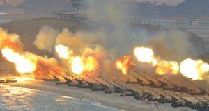 كوريا الشمالية - 2016 حرب امريكا ضربة استباقية