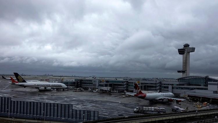 مطار جون كيندي في نيويورك