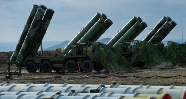 """منظومات """"إس-400"""" الروسية للدفاع الجوي"""