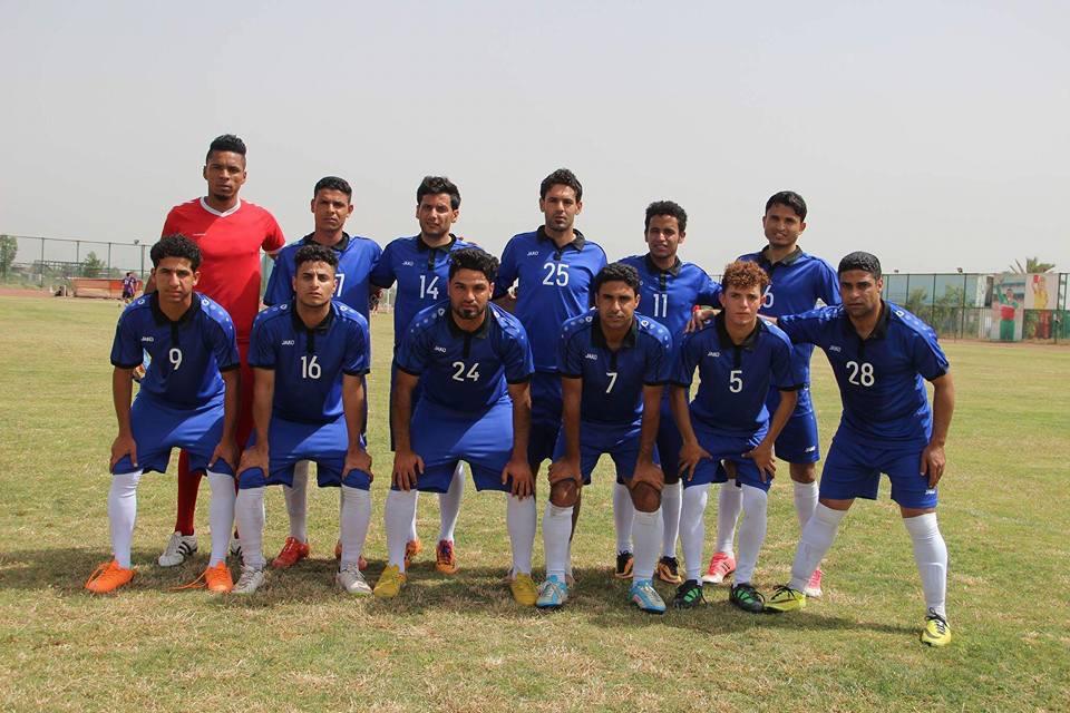 أعتماد نظام التسقيط الفردي في المرحلة الثانية كربلاء يتأهل عن المجموعة الخامسة لبطولة كأس الوزير للفرق الشعبية بكرة القدم