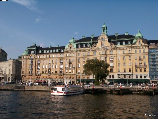 إغلاق محطات المترو في ستوكهولم بالاجماع في اجتماع الأمن الوطني