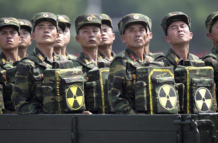 """بيونغ يانغ: الولايات المتحدة قادرة فقط على مهاجمة """"البلدان الضعيفة"""" غير النووية فقط!"""
