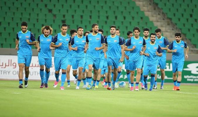منتخبنا العراقي يستضيف الأردن في لقاء ودي دولي على ملعب جذع النخلة