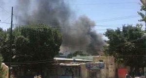 الهجوم الارهابي على السفارة العراقية في افغانستان