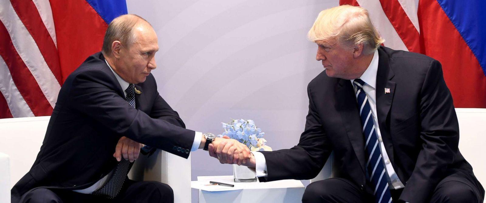 الرئيس الامريكي: آن الأوان للمضي قدماً في التعاون البناء مع روسيا في سوريا