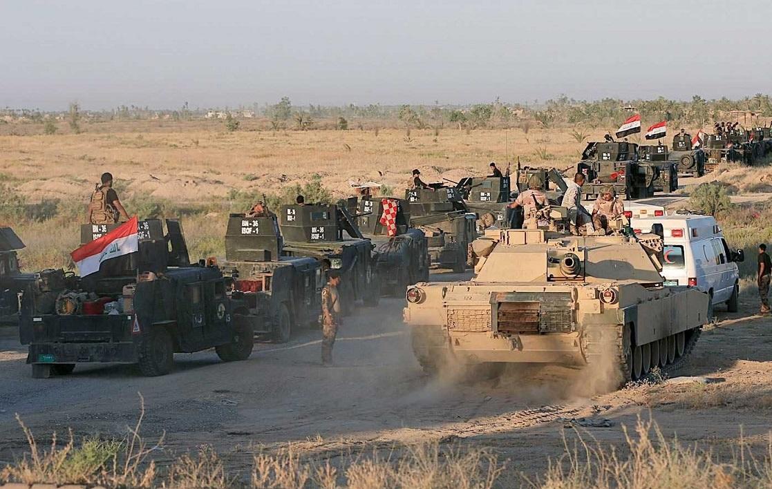 العمليات المشتركة تنفي وجود إنزال قرب الحدود العراقية- السعودية
