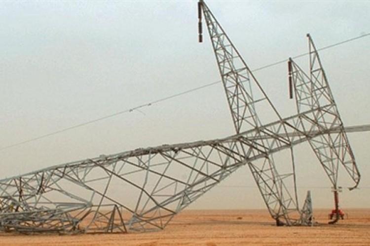 الطاقة النيابية تكشف اسباب استهداف ابراج الطاقة وتؤكد عودة الخط الايراني خلال ساعات
