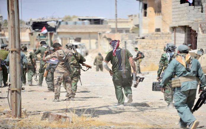 الحشد الشعبي يحبط عملية هروب عنصر بداعش من العراق إلى سوريا