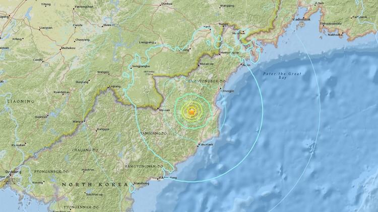 عاجل: زلزالان يضرب كوريا الشمالية وسيئول تؤكد أنهما ناجمان عن تجربة نووية