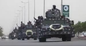 قطعات الجيش العراقي تتجه للحويجة