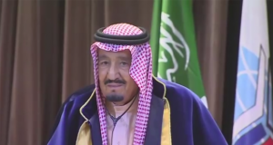 معهد العلاقات الدولية بموسكو يقلد الملك سلمان الدكتوراه الفخرية