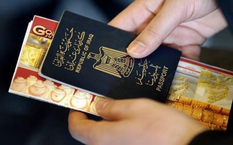 """العراق في ترتيب """"محرج للغاية"""" لجوازات السفر العالمية"""