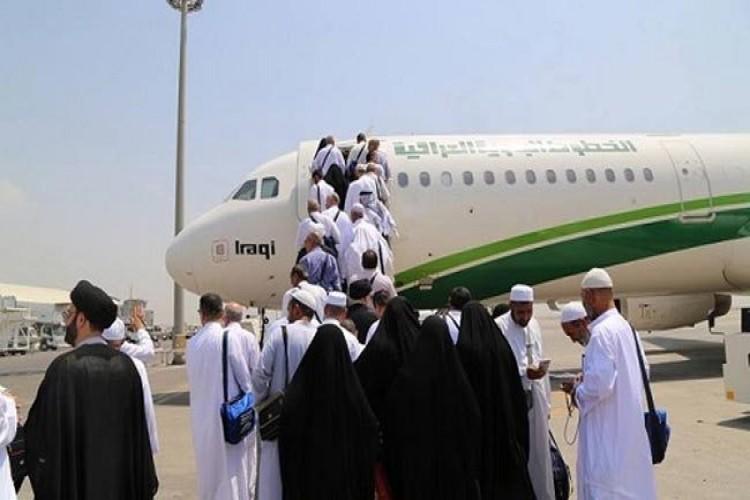 نحو 20 ألف حاج عراقي يصلون الديار المقدسة
