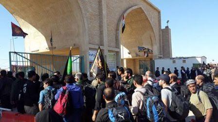 بيان مهم للخارجية الايرانية حول نقل زوار الاربعين والغاء تأشيرات الدخول الى العراق