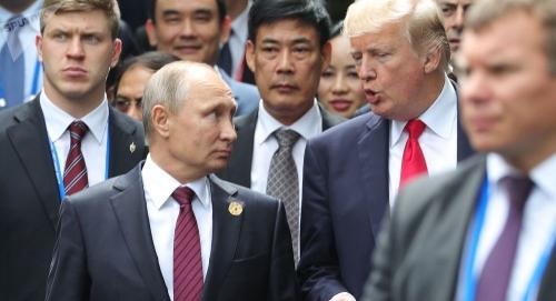 روسيا تتحدى أمريكا بشأن معاهدة تاريخية