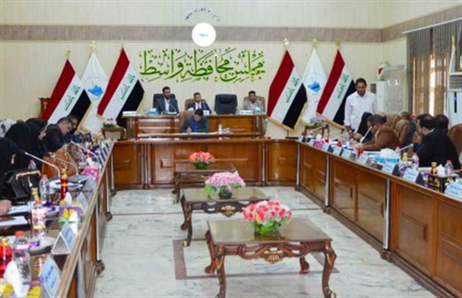 مجلس واسط: 30 مليار حصة المحافظة من واردات المنافذ خلال نصف الأول من 2019
