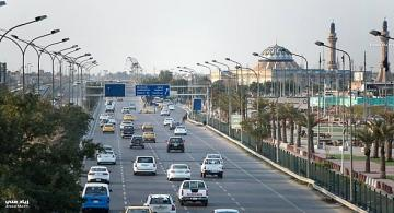 المرور العامة تعلن إعادة افتتاح سريع محمد القاسم أمام السيارات الصغيرة