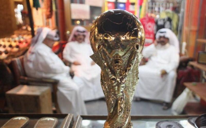 قطر تستعين بإيران في ملف مونديال 2022