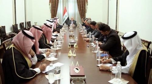 العبادي : العلاقات بين العراق والسعودية على الطريق الصحيح