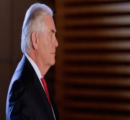 وزير الخارجية الأمريكي يصل إلى بيروت
