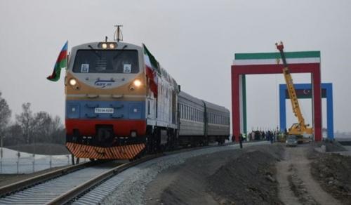 ايران تطمح لربط شبكة السكك الحديد مع العراق