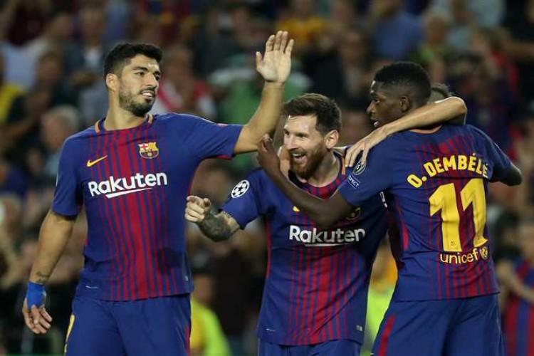 برشلونة يذل تشيلسي بثلاثية ساحرة ويتأهل لربع نهائي دوري الأبطال