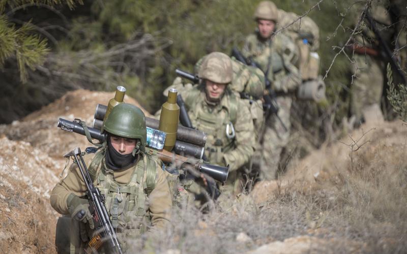 الأمن النيابية تطالب الحكومة ببيان موقفها من دخول القوات التركية الى العراق