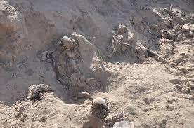 الكشف عن تفاصيل مقبرة جماعية في الموصل تضم رفات 39 هندياً