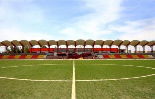 افتتاح أول ملعب رياضي أنجز من مبالغ الايرادات المحلية في ديالى