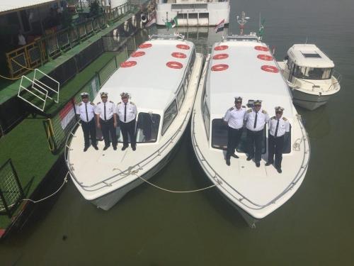 النقل: الأحد المقبل البدء بتشغيل التاكسي النهري بين الأعظمية والجادرية