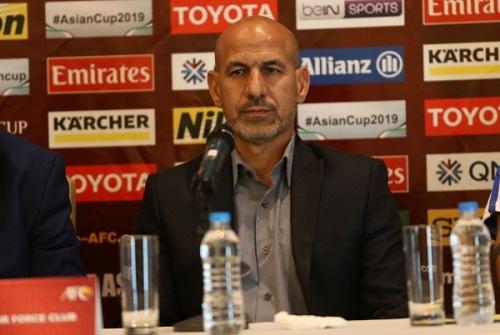 شنيشل: جاهزون للسويق العماني وكان على الاتحاد الآسيوي توحيد توقيت المباريات