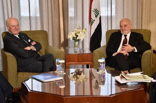 الأمم المتحدة: ليس من مصلحة المنطقة تدمير سوريا ونأمل بدور عراقي