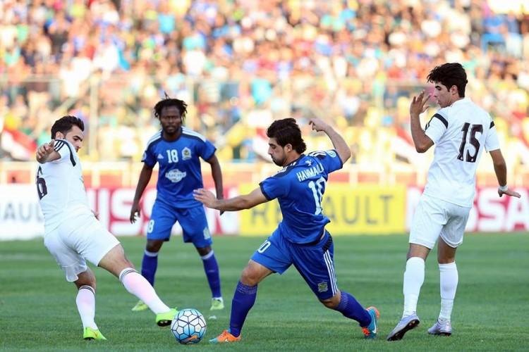 اتحاد الكرة يحدد موعد كلاسيكو بغداد بين الزوراء والجوية