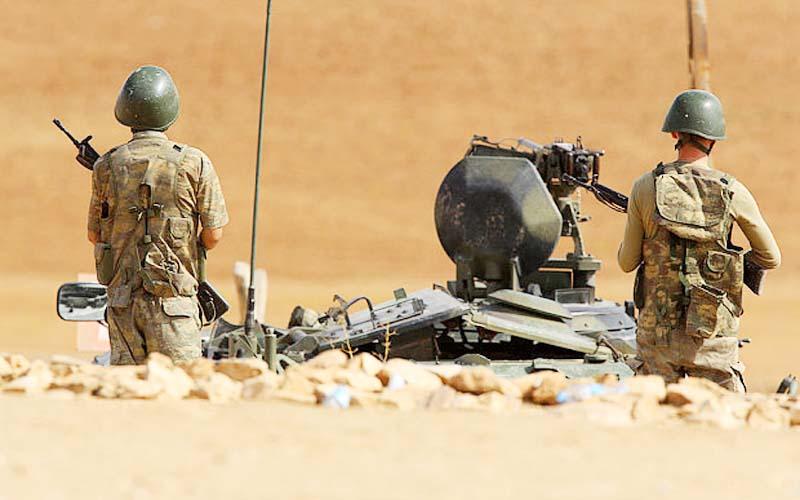 صحيفة : تركيا توغلت 17 كيلومترا داخل العراق وانشأت قواعد متقدمة هناك