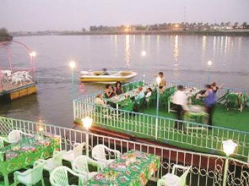 عمليات بغداد تعيد افتتاح شارع كورنيش العطيفية المحاذي لنهر دجلة