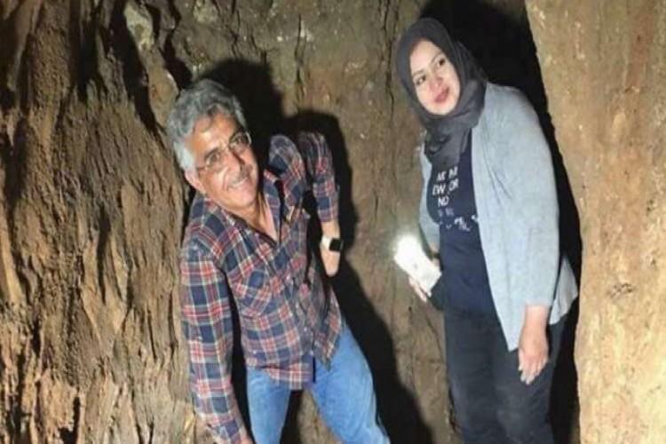 الثقافة تصدر توضيحاً بشأن اكتشاف ثور مجنح في أنفاق تل النبي يونس بالموصل