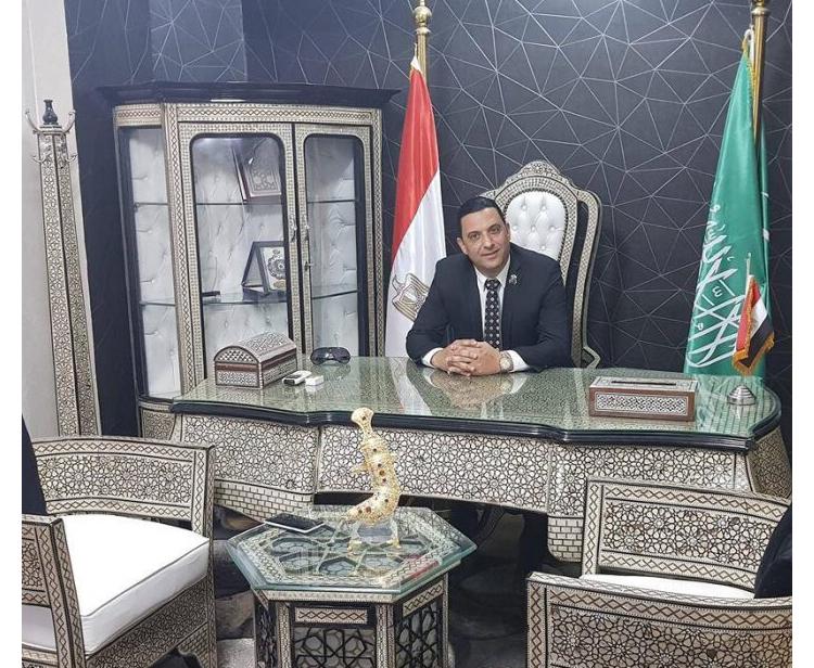 """العراق  يستقبل السفير """"نور الدين"""""""