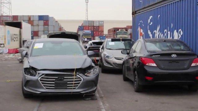 اللجنة الاقتصادية لمجلس الوزراء تمنع دخول السيارات الأمريكية إلى العراق
