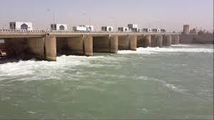 الموارد المائية تصدر توضيحاً بشأن تخريب احد النواظم على نهر الفرات