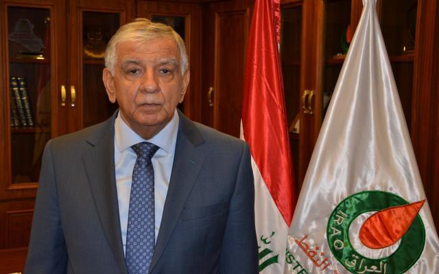 وزير النفط يعلن تأهيل وتشغيل الخط الستراتيجي الناقل للنفط الخام كركوك – بيجي – بغداد