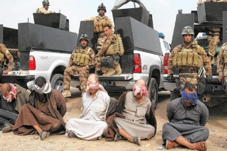 مكافحة الإجرام تعتقل 9 مطلوبين بينهم 4 نساء في بغداد